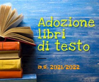 Adozioni Libri di Testo a.s. 2021\2022